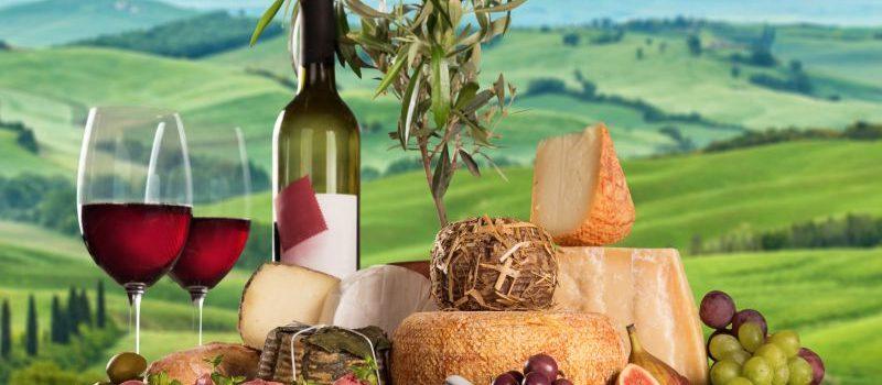 Ingredienti della Toscana
