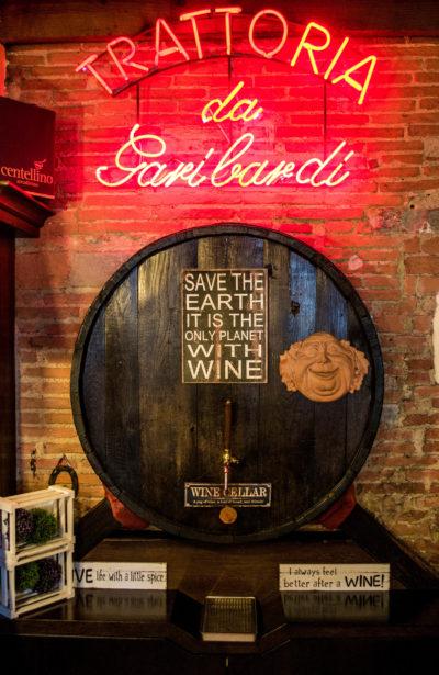 Il vino per noi toscani